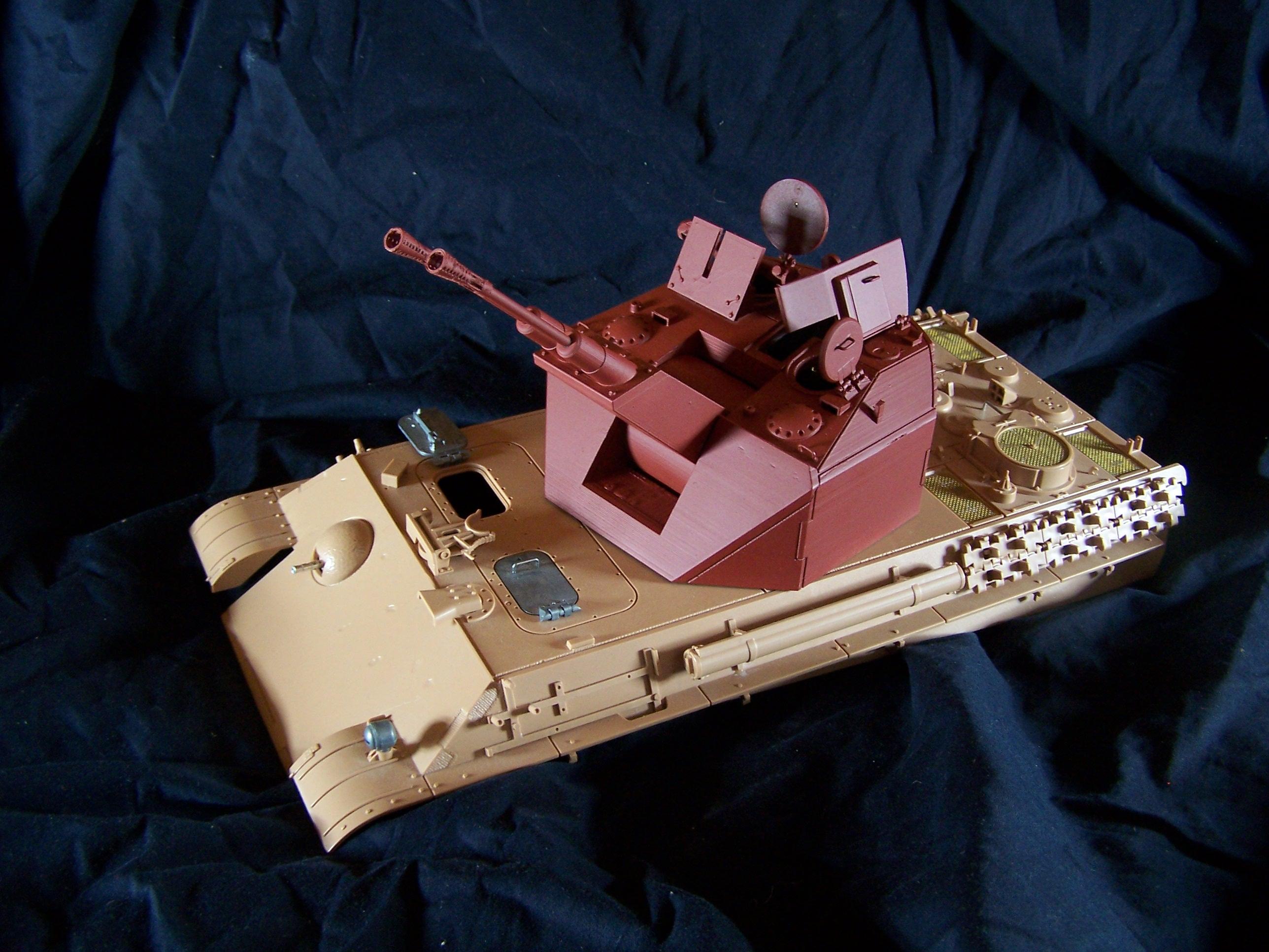 Umbausatz Flakpanzer Coelian