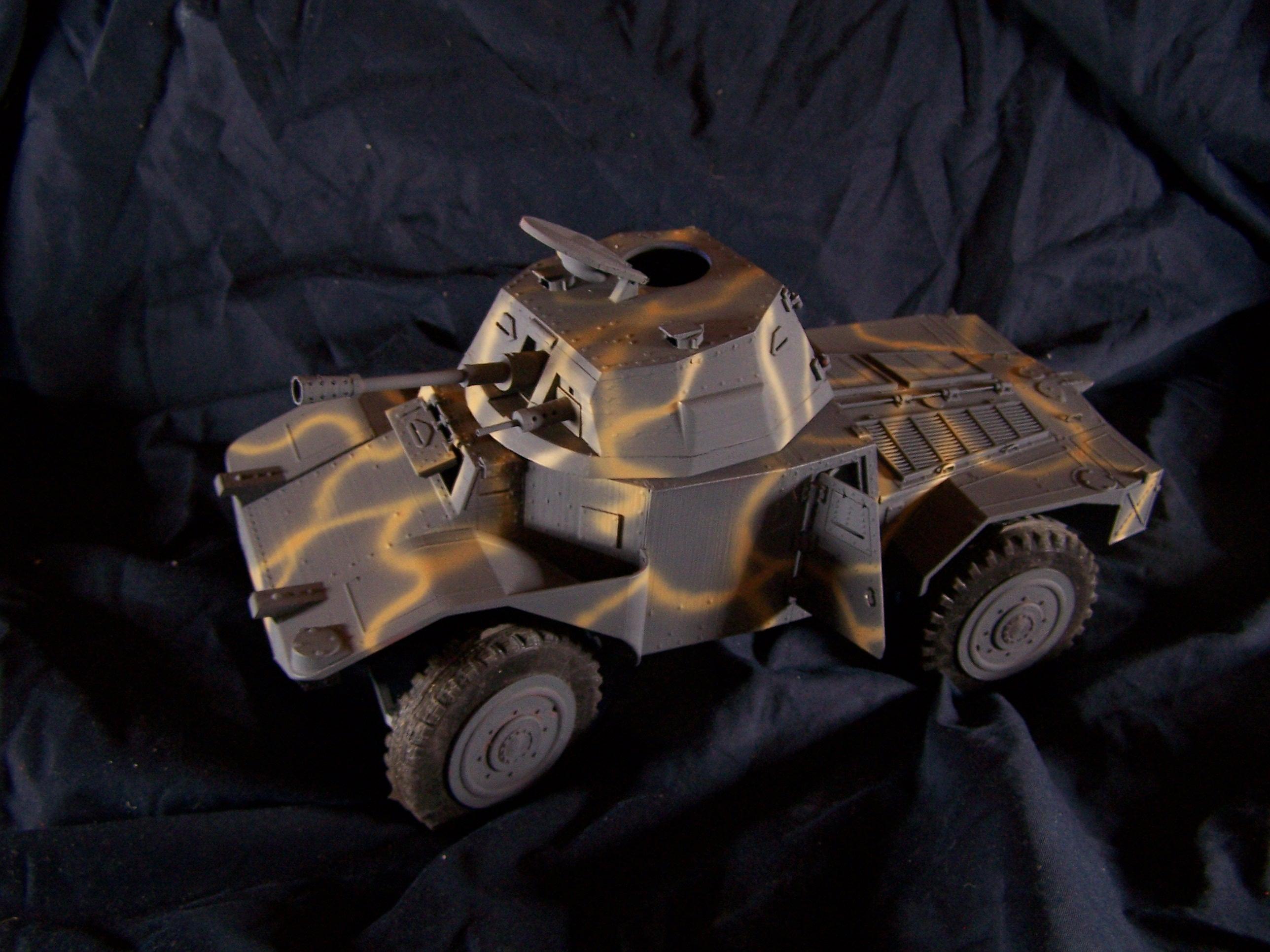 Umbausatz Panzer IV Ostwind